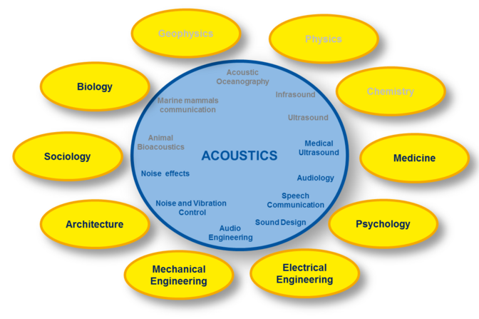 Area of research accoustics