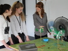 Workshop zum Thema Windkraft