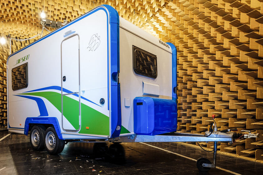 Mobile Listening Booth